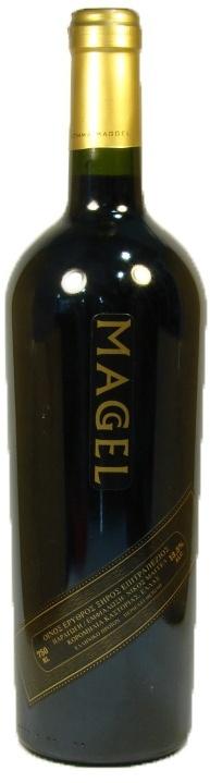 Μagel - Ερυθρός ξηρός