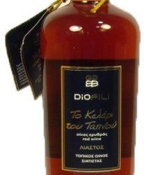 Diofili- Το κελάρι του ταπνού ερυθρός ξηρός