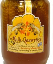 Μέλι Ορεστίς με κυρήθρα