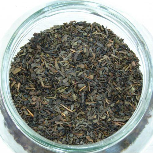 Πράσινο τσάι - Mήλο και κανέλα