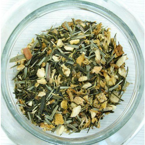 Πράσινο τσάι - Βανίλια και Λεμόνι