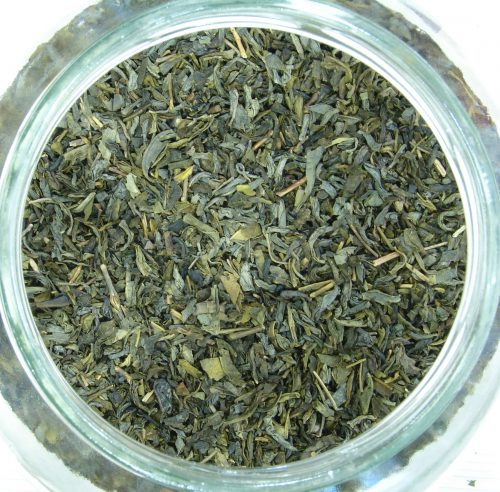 Πράσινο τσάι - Φράουλα