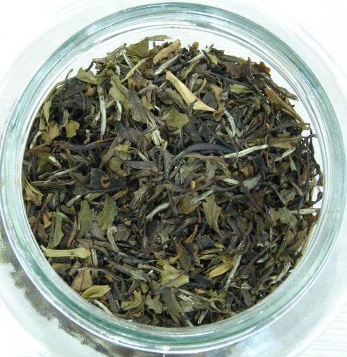 Άσπρο τσάι - Καραμέλα