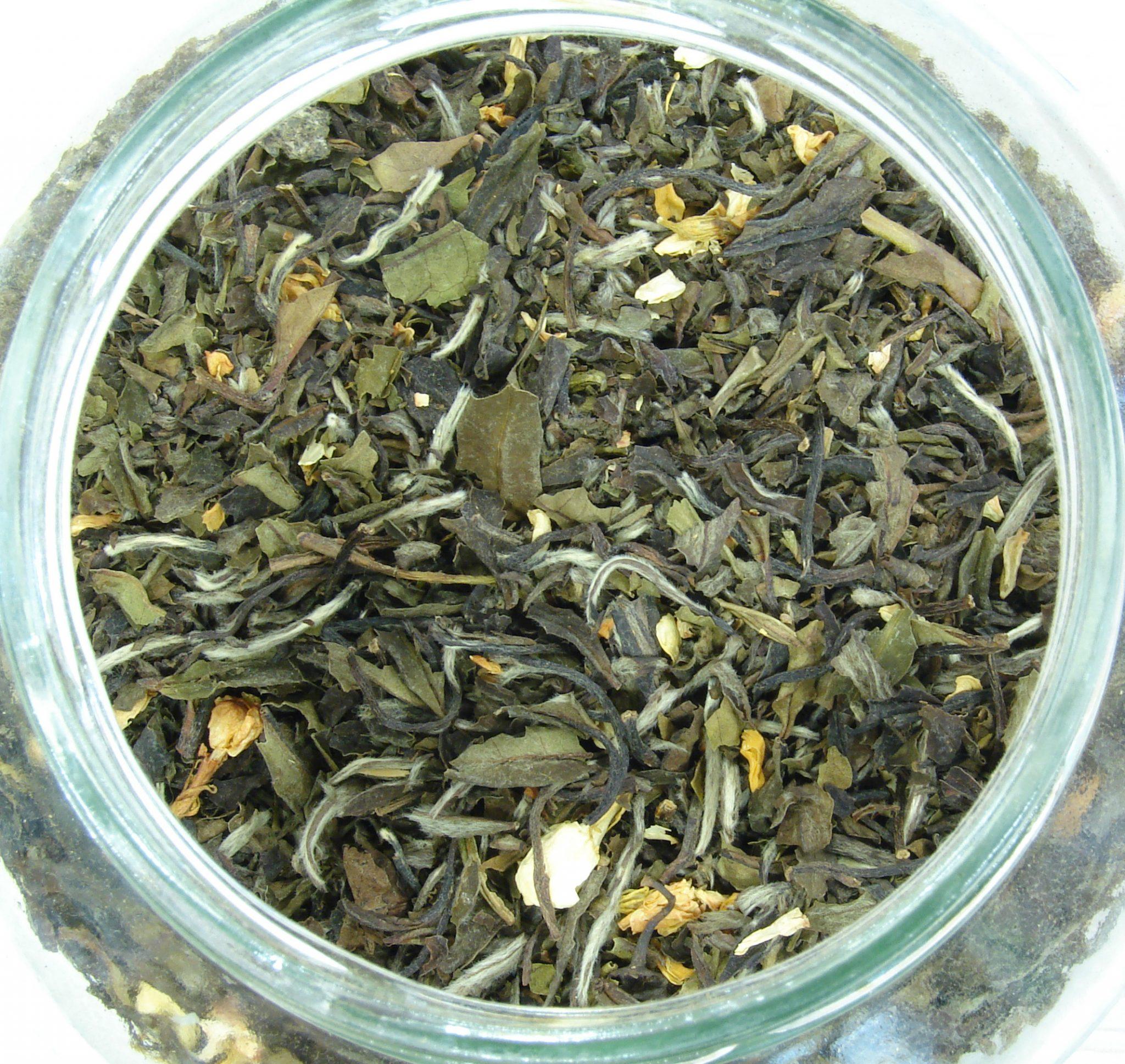 Άσπρο τσάι-Γιασεμί