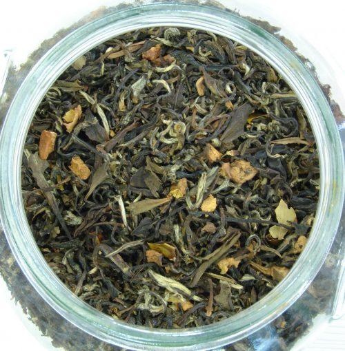 Άσπρο τσάι-Μήλο κανέλα