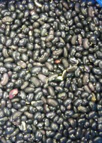 Φασόλια (Μαύρο Χαβιάρι)